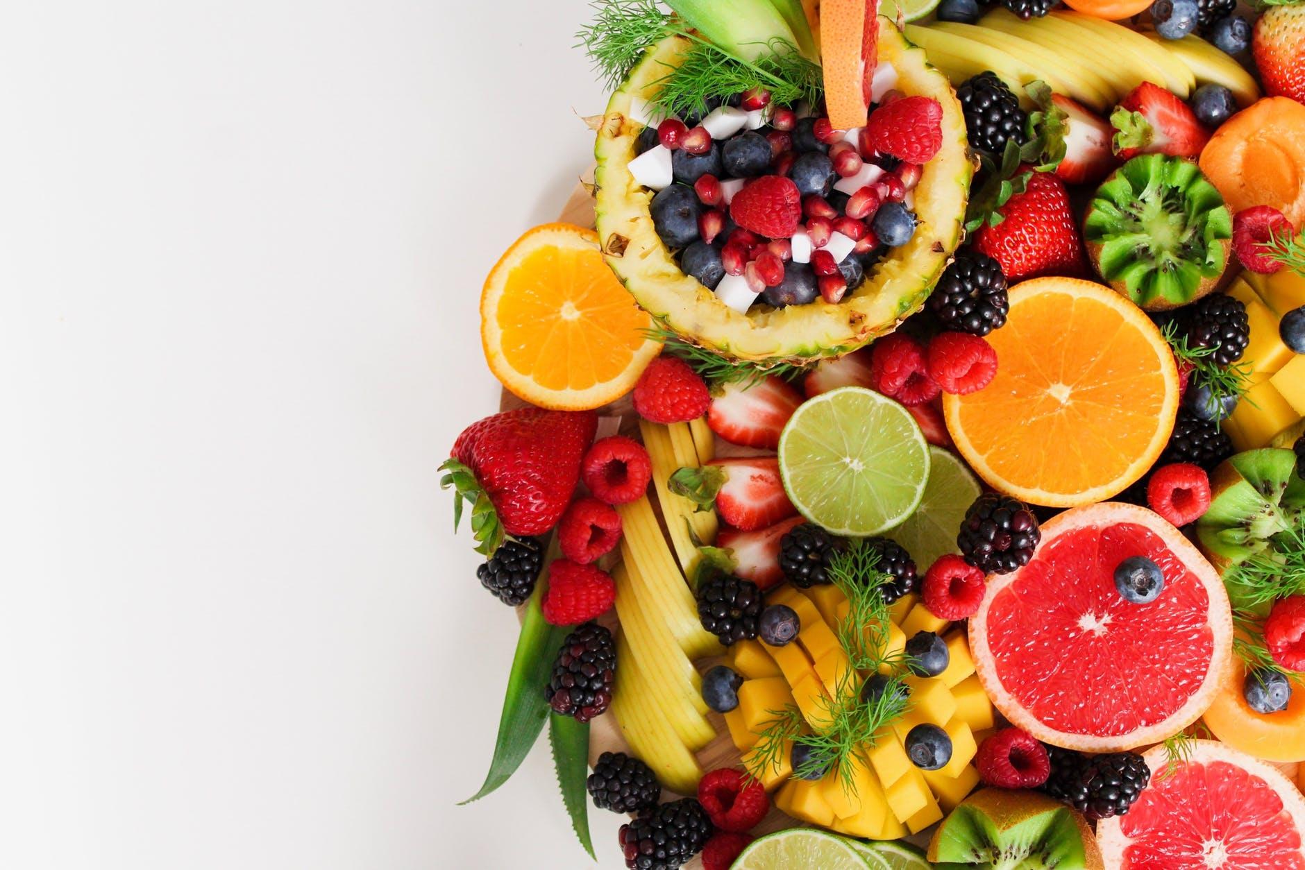 strawberries berries fruit orange (fruit) food