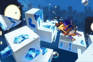 a hat in time swimming video games underwater