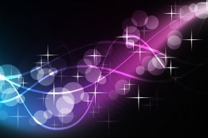 abstract black background colorful vector