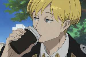 acca: 13-ku kansatsu-ka anime anime boys jean otus