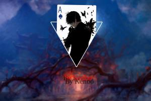aces anime boys cards anime