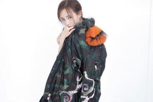 actress asia li yitong fashion china