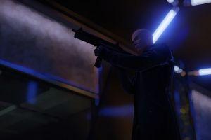 agent 47 hitman 2 video game characters screen shot hitman