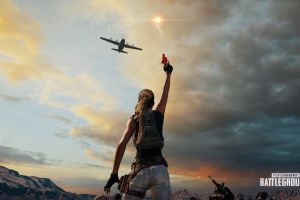 airplane pubg video games
