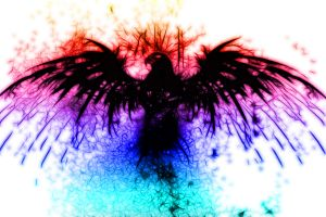 animals abstract phoenix colorful birds phoenix artwork abstract