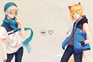anime boys utaite anime