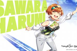 anime girls 2014 (year) idol anime open mouth