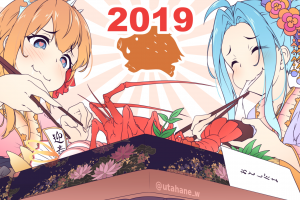 anime girls eating anime seafood food granblue fantasy 2019 (year) anime girls