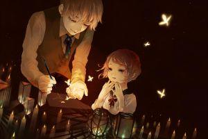 anime schoolgirl candles