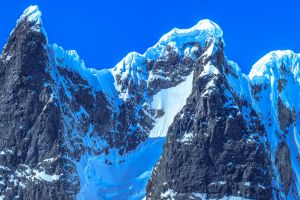 antarctica mountains blue snow snowy mountain