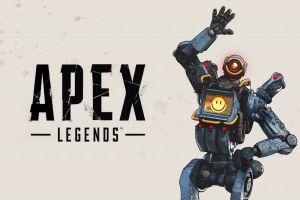 apex legends pathfinder game logo