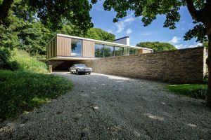architecture car garage mansions luxury homes modern house