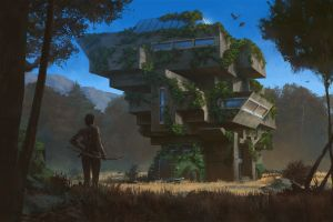 architecture klaus pillon fantasy architecture