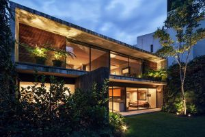 architecture mansions house modern