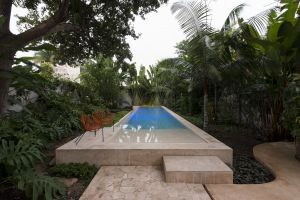 architecture modern swimming pool