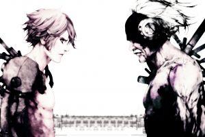 artwork combat combat levius manga manga anime steampunk