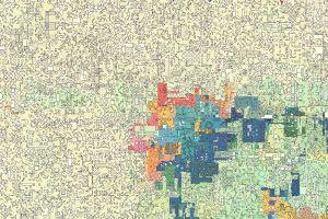 artwork digital art abstract colorful