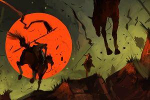 artwork fantasy art dominik mayer