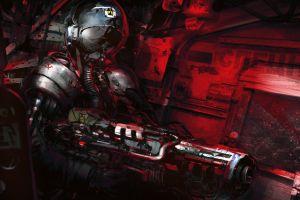 artwork science fiction klaus wittmann