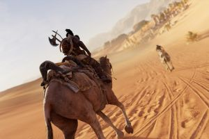 assassin's creed assassin's creed: origins bayek ubisoft video games