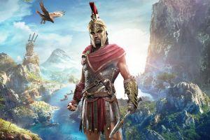 assassin's creed fantasy men assassin's creed: odyssey assassin's creed odyssey video games