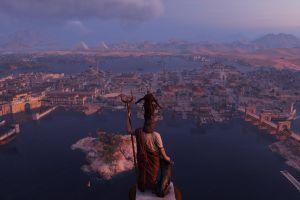 assassin's creed: origins assassin's creed bayek egypt