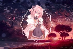 astolfo (fate/apocrypha) astolfo picture-in-picture femboy anime boys astolfo (fate/grand order) rider of black (fate/apocrypha) anime
