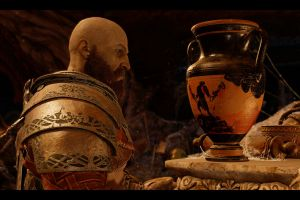 atreus video games kratos god of war (2018) god of war 4 screen shot god of war santa monica studio