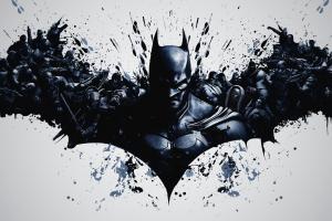 batman: arkham origins batman video game art batman logo 2013 (year) rocksteady studios video games video game heroes