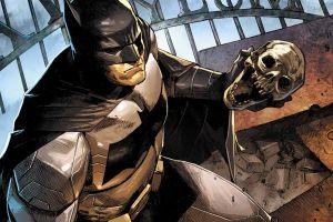 batman mask comics superhero dc comics mantle skull