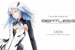 beatless text type-005 lacia  white hair