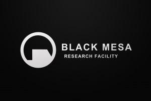 black mesa half-life logo half-life video games