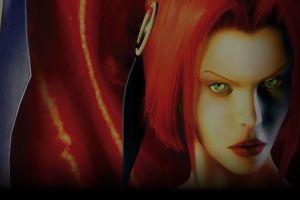blood rayne vampires damphir women redhead bloodrayne red bloodrayne 2 video games