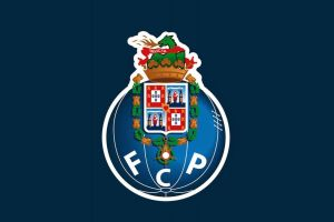blue background f.c. porto blue background
