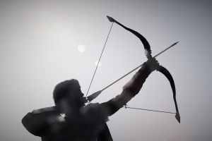 bow arrows video games assassins creed: odyssey