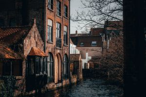 bruges architecture house