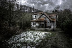 building house dark