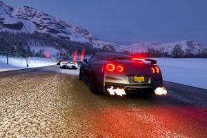 car forza horizon 4 screen shot video games