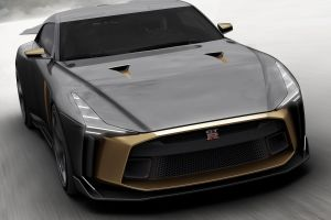 car nissan gtr nissan gt-r50 by italdesign concept