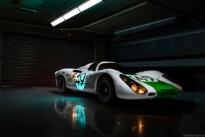 car race cars garage porsche luxury cars