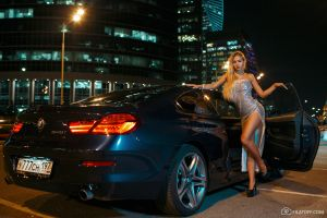 car urban legs blonde dress numbers bmw women with cars dmitry filatov vehicle women