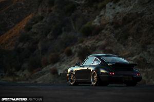 car vehicle porsche 911 carrera  speedhunters black cars