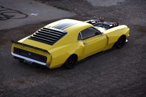 car vehicle yellow cars rostislav prokop ford ford mustang