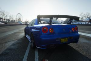 car video games screen shot forza horizon 4 numbers