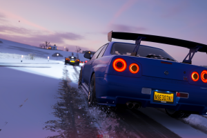 car video games screen shot forza horizon 4
