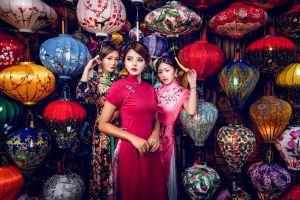chinese dress women cheongsam asian