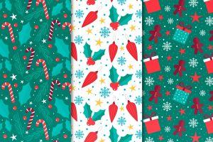 christmas texture pattern