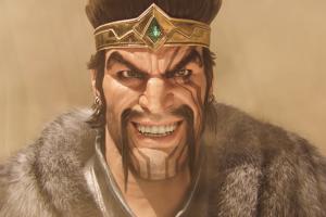 cinema 4d male smiling league of legends pc gaming fantasy men