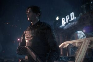 claire redfield resident evil video games capcom resident evil 2 racoon city leon kennedy