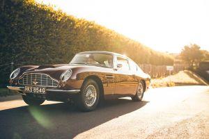 classic car british cars aston martin db5 goodwood festival of speed